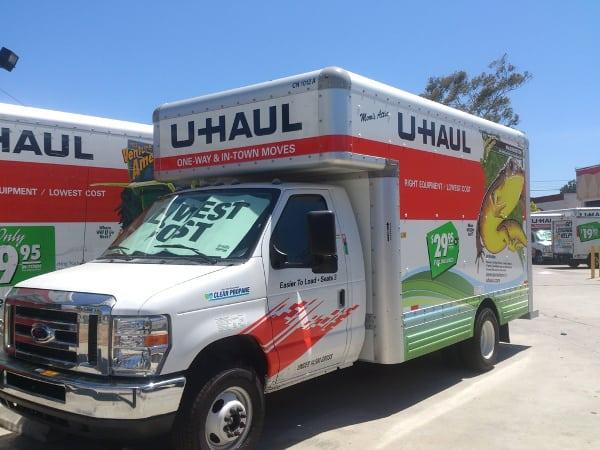 U Haul Truck Rental Advance Nc Hillsdale Mini Storage