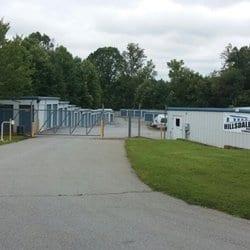 Hillsdale mini storage facility