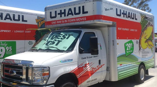 3 Tips for Using a U-Haul Truck Rental