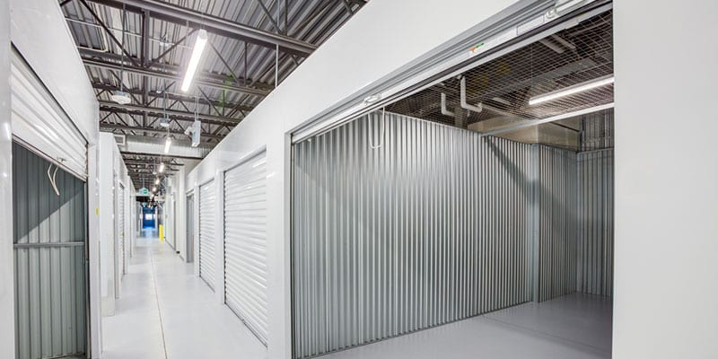 we have climate-controlled storage units
