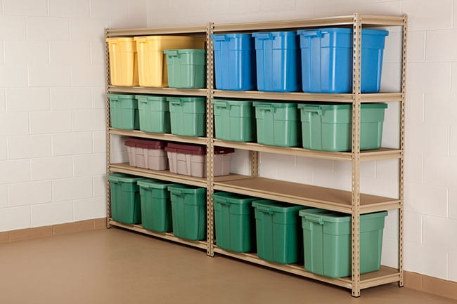 Smart Storage Solutions for Organizing Your Storage Unit