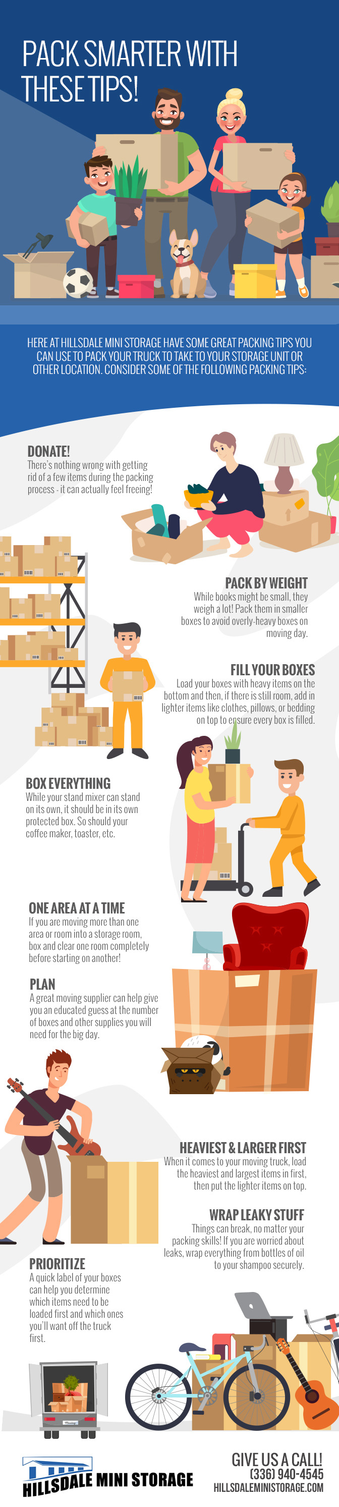 Pack Smarter with These Tips! [infographic]